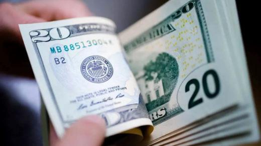 Valor dólar histórico en Chile